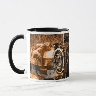 Vintage children mug