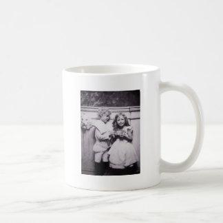 Vintage Children Portrait Coffee Mug