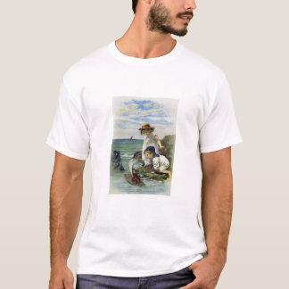 Vintage Children put Doll to Sea T-Shirt