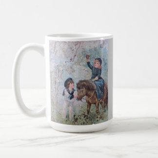 Vintage Children s Book Coffee Mugs