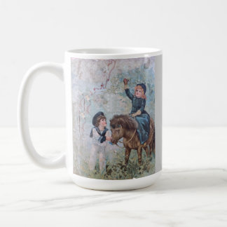 Vintage Children's Book Coffee Mug