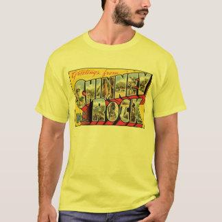 Vintage Chimney Rock, NC Postcard T-Shirt