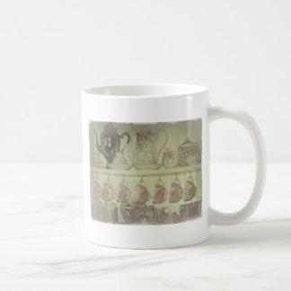 Vintage China Display Mug