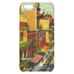 Vintage Chinatown  Cover For iPhone 5C