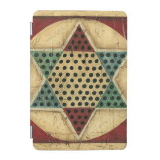 Vintage Chinese Checkerboard by Ethan Harper iPad Mini Cover