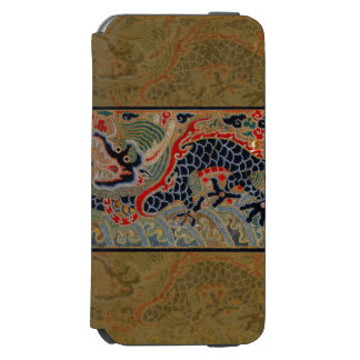 Vintage Chinese Dragon Symbol of Strength iPhone 6/6s Wallet Case