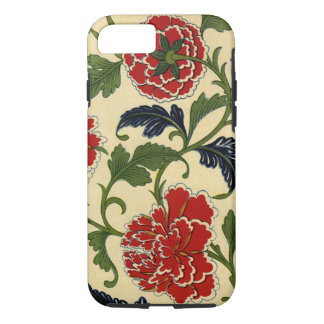 Vintage Chinese Flower Vine iPhone 7 Case