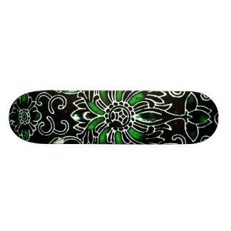 Vintage Chinese Custom Skate Board