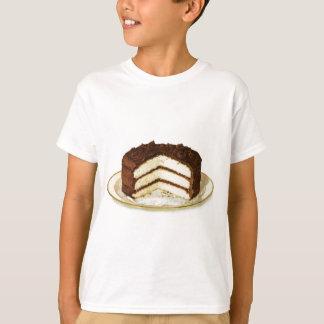 Vintage Chocolate Iced Layer Cake Kids T-shirt