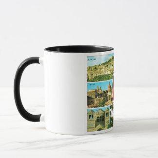 Vintage Christian, Pope Paul VI in the Holy Land Mug