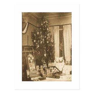Vintage Christmas 1906 Postcard