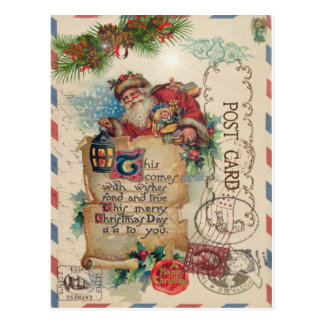 Vintage Christmas Cards | Zazzle