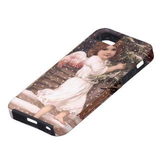 Vintage Christmas Angel Case-Mate Vibe iPhone 5