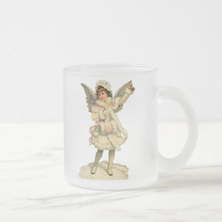 Vintage Christmas Angel Mug