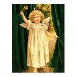 Vintage Christmas Angel Post Cards