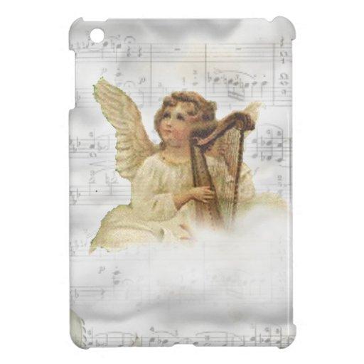 Vintage Christmas Angel Savvy iPad Mini Case