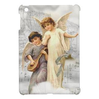 Vintage Christmas Angels Savvy iPad Mini Case