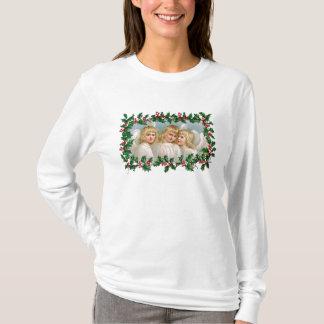 Vintage Christmas Angels T-Shirt