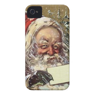 Vintage : Christmas - iPhone 4 Covers