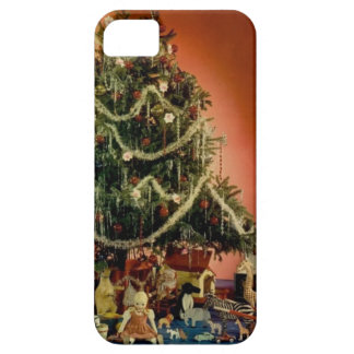 Vintage : Christmas - iPhone 5 Cases