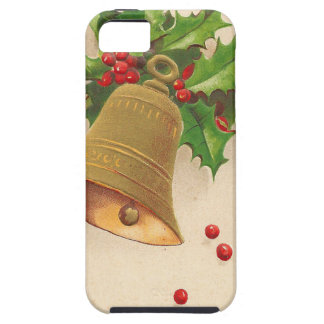 Vintage Christmas Cheer iPhone 5 Covers