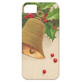 Vintage Christmas Cheer iPhone 5 Case