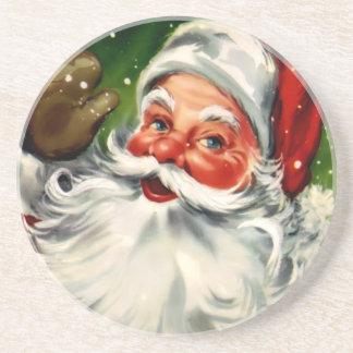 Vintage Christmas Coaster