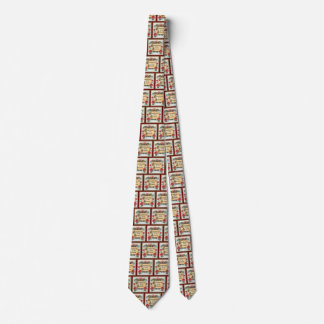 Vintage Christmas, Compliments of the Season Tie