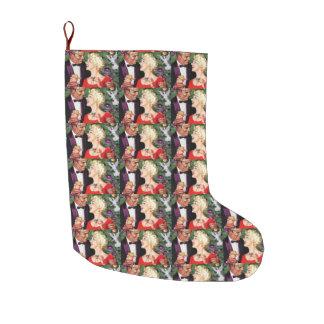 Couple Christmas Stockings & Couple Xmas Stocking Designs | Zazzle
