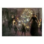 Vintage_Christmas_dance_Card Tarjeton