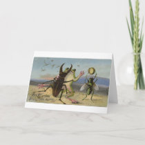 Vintage - Christmas Dance of Joy, Card