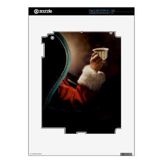 Vintage : Christmas - Decal For The iPad 2