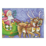 Vintage Christmas, Easy to Customize Cards