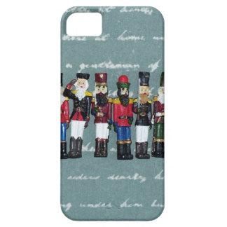 Vintage Christmas Figures iPhone SE/5/5s Case