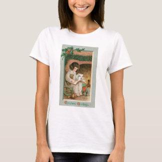 Vintage Christmas Greetings T-Shirt