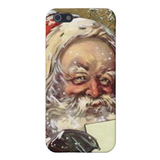 Vintage : Christmas - Cases For iPhone 5