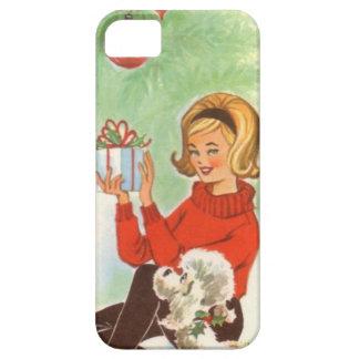 Vintage Christmas iPhone Case