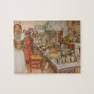 Vintage : Christmas - Jigsaw Puzzle