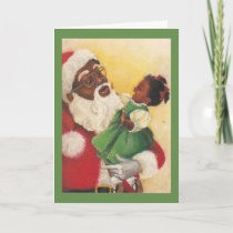 Vintage - Christmas Joy for a Little Girl, Card
