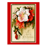 Vintage Christmas Lilly Post Cards