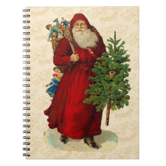 Vintage Christmas Notebooks