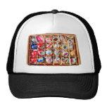 Vintage Christmas Ornaments Hats