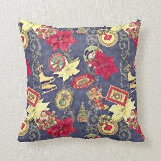 Vintage Christmas Pillows