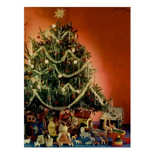 Vintage : Christmas - Post Cards