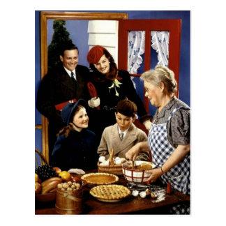 Vintage : Christmas - Postcard