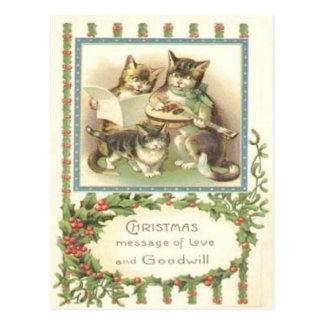 Vintage Christmas Postcards