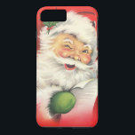 "Vintage Christmas Santa Claus iPhone 8 Plus/7 Plus Case<br><div class=""desc"">Vintage Christmas Santa Claus iPhone 6 case,  perfect case to brighten up your electronic gadget in time for the holiday season - vintage products from zazilicious</div>"