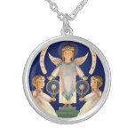 Vintage Christmas, Scandinavian Saint Lucia Angels Jewelry
