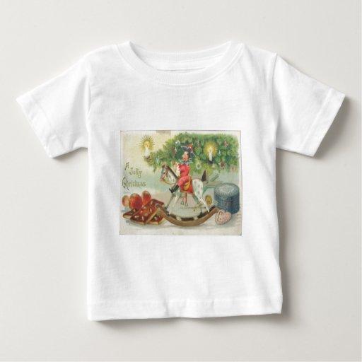 Vintage Christmas Tee Shirts