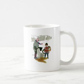 Vintage Christmas The Real Mother Goose Coffee Mug